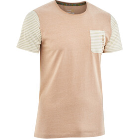 Edelrid Angama T-Shirt Homme, peanut